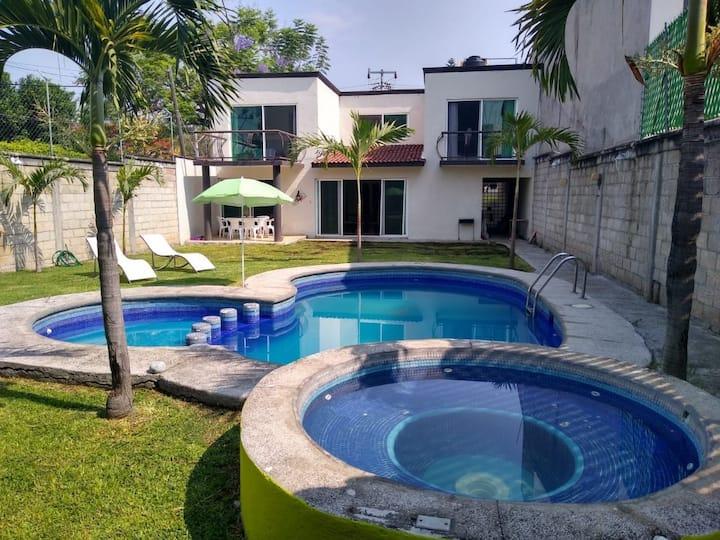 Casa Tencatl Cuernavaca