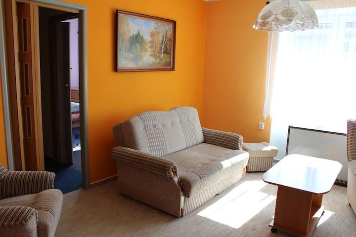 Byt 3+1 pro klidnou dovolenou - Žacléř - Apartamento