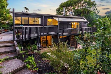 Private  Garden Sanctuary - Auckland - Gästehaus