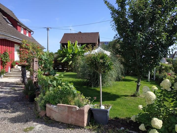 Familienfreundliches Ferienhaus in Neuried