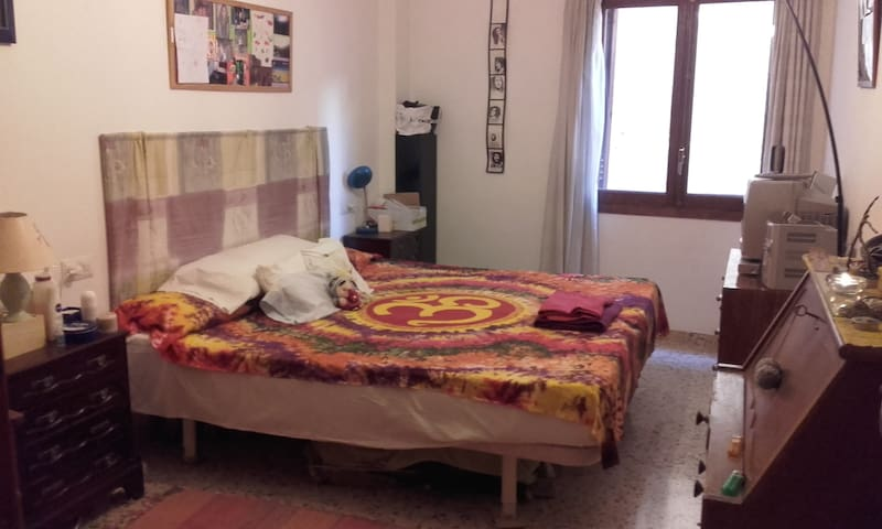 Spacious, comfortable and well located room2 - Palma - Appartement