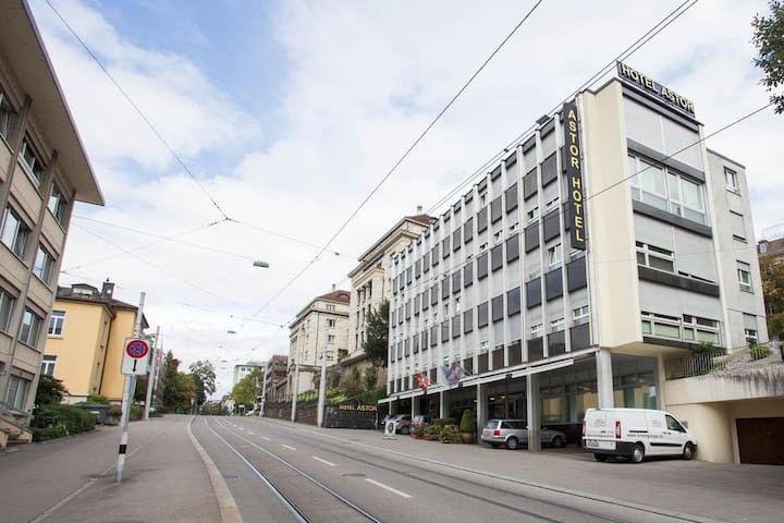 Astor Studios Zurich City - Zürich - Serviced flat