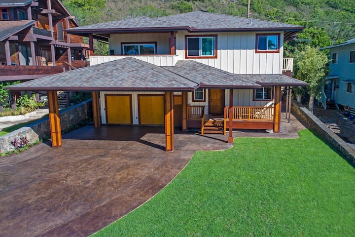 Beautiful House at Waimea - Downstairs Unit