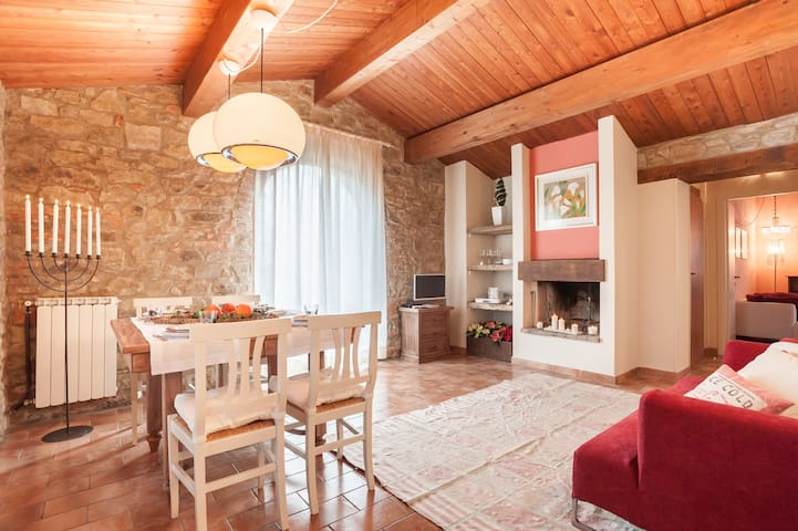 Delicious apartment in a old barn - Arezzo - Apartemen