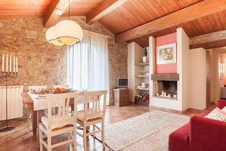 Delicious apartment in a old barn - Arezzo