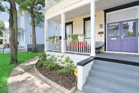 Victorian District - 3BR - 2.5 Bath - Dog Friendly
