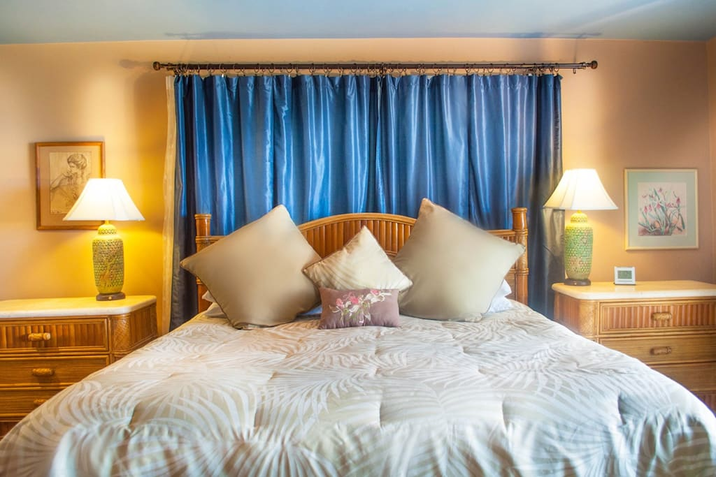 We offer a luxury stay at a value price