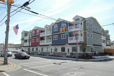 Sea Isle City 2 bedroom in elevator building - Condominio