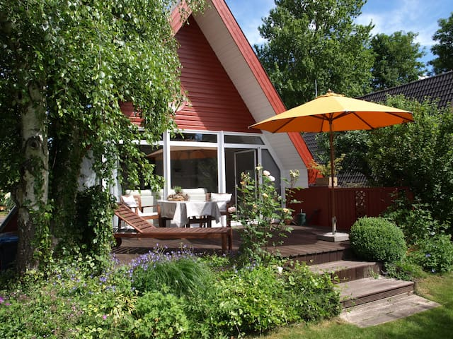 Ferienhaus im Herzen Schleswig-Holsteins - Bünsdorf - Casa