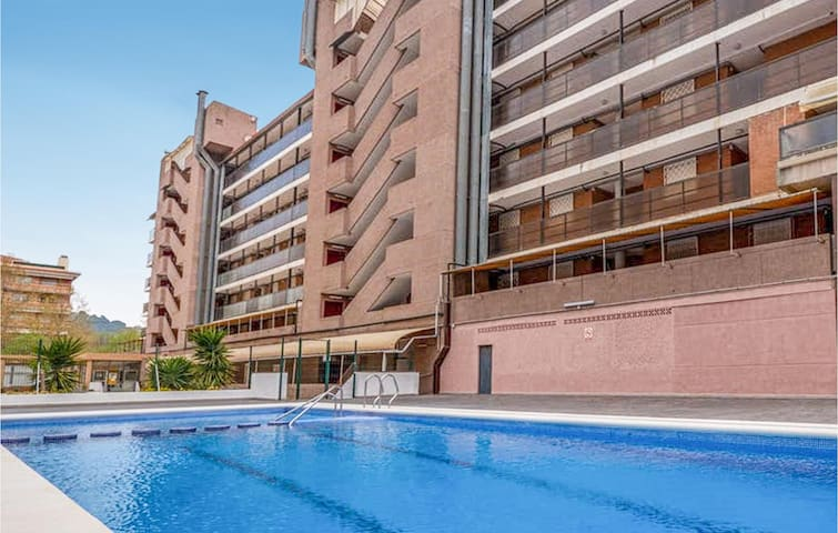 Holiday apartment with 1 bedroom on 48m² in Malgrat de mar