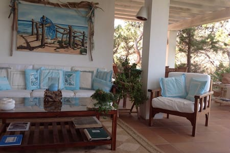 Formentera charming house by the sea - フォルメンテーラ - 別荘