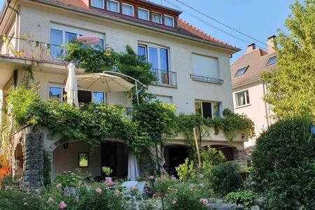 2 pièces de charme dans villa près Strasbourg