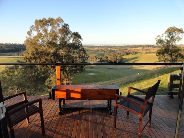 Down to Earth Farm Retreat - Lakeview - Sarsfield - Flat