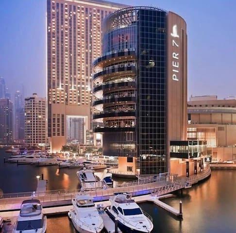 Splendor &Beauty on Dubai Marina