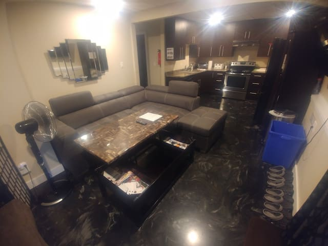 Jacuzzi, Large Fenced Backyard, Central Location