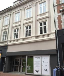 Cityapartment in the pedestrianzone - Kolding