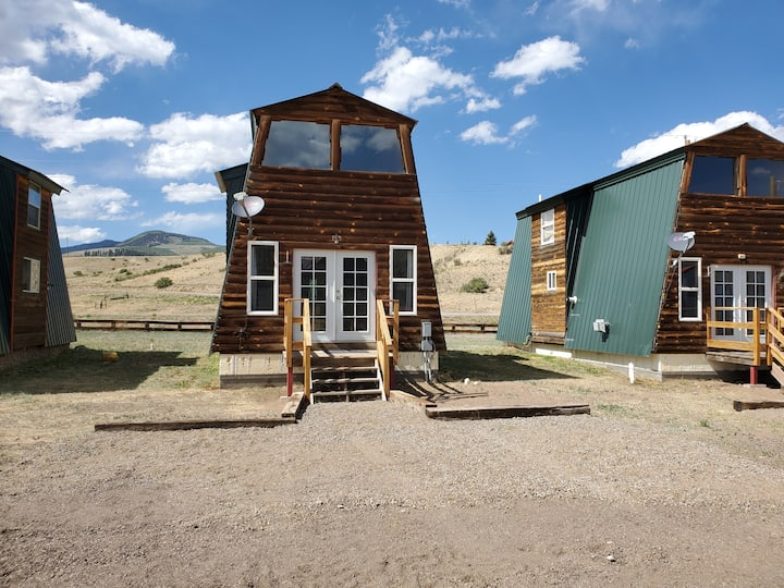 Creede Mountain Air Cabin 3