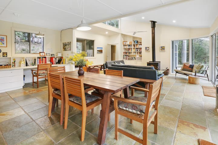 The River House - Gipsy Point - Mallacoota
