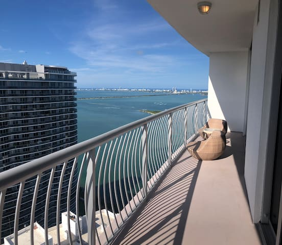 Miami midtown penthouse
