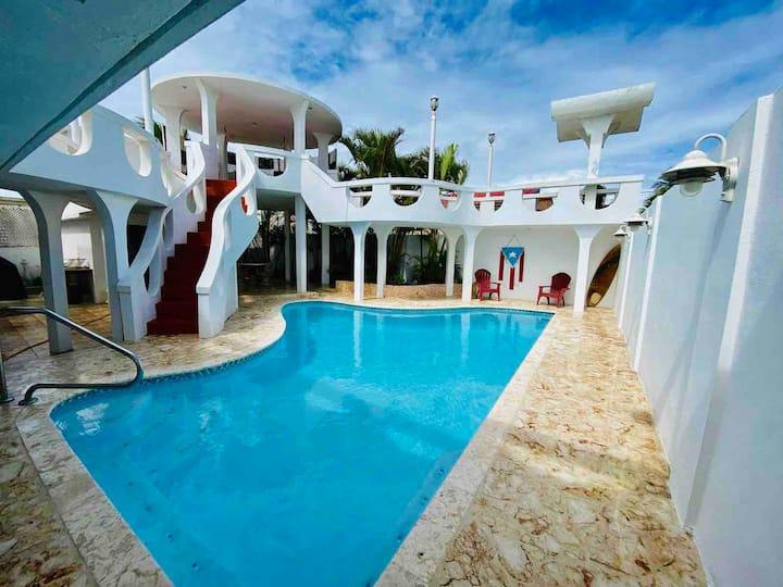 Casa Playa Gamil Rene