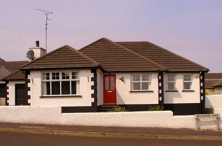 Carraig Lodge 5 * (TNI Certified) Self-Catering - Castlerock - Bungalow