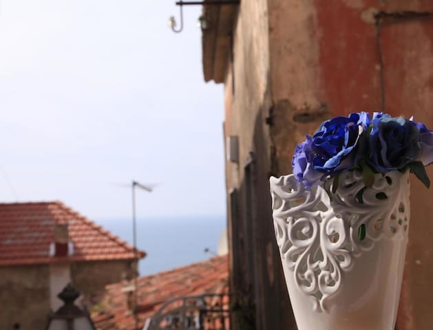 Antica Suite in the heart of Agropoli Old Town