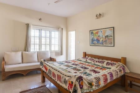 Close to the Airport, Spacious Room - Haus