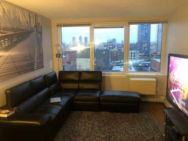 City view one bedroom apartment