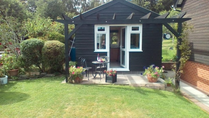 Cosy Cabin - Staunton on Wye, Herefordshire