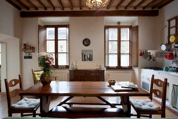 Tuscany Sarteano a Renaissance living experience - Sarteano - อพาร์ทเมนท์