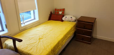 Single room for a great price.