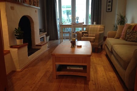 Cosy Double Bedroom - Manchester - Huis