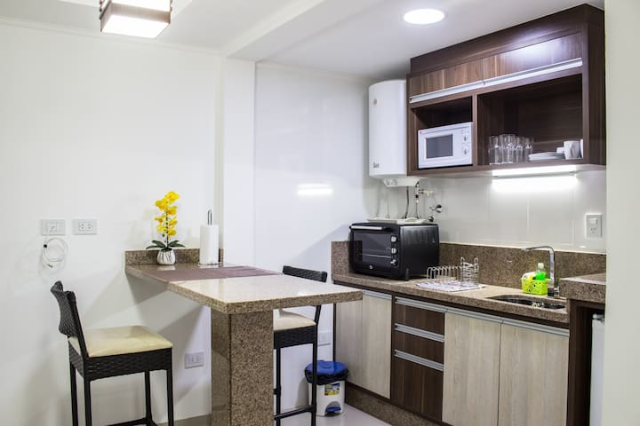 Céntrico apartamento 1 dormitorio en Puerto Iguazú