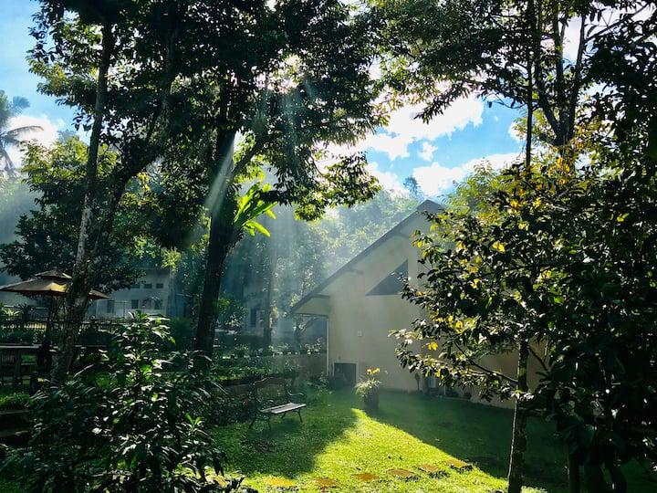 Kelivana - The main house  (eks The Garden)
