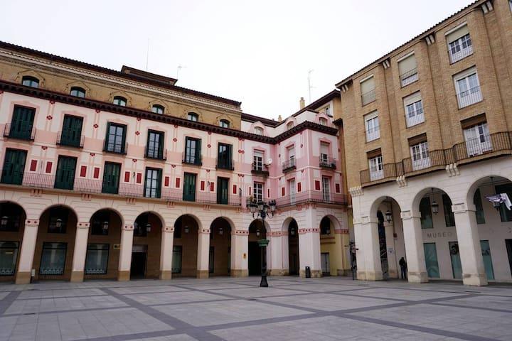 APARTAMENTOS TURISTICOS RIO GALLEGO (APT.HUESCA 2)