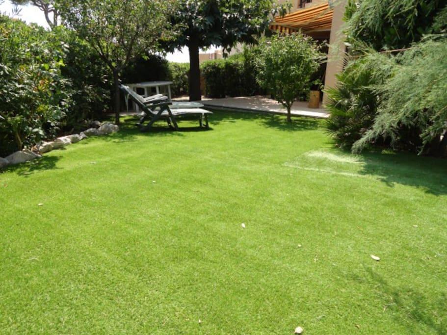 jardinet clos
