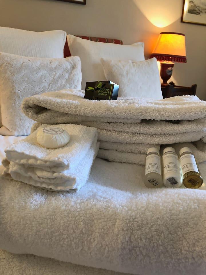 Aylworth Manor - Chestnut Room