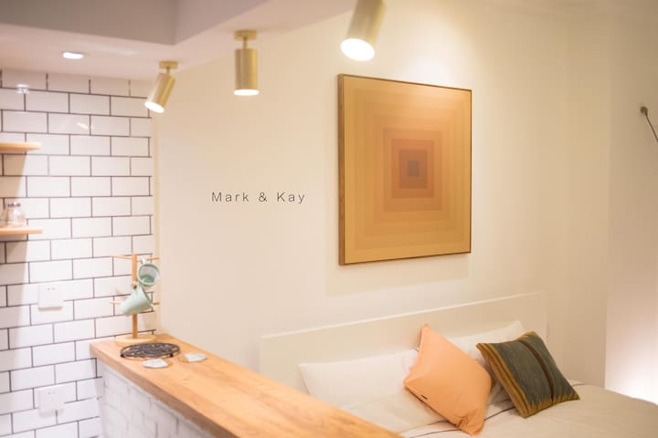 [Mark & Kay]  Cozy & Chic Gem in the Heart of 9 st