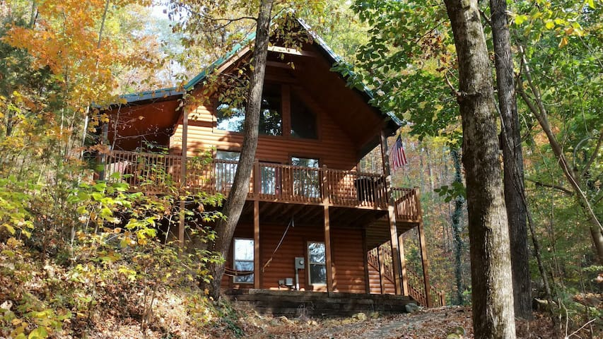 Your Purr-fect Getaway In the Woods - Sevierville
