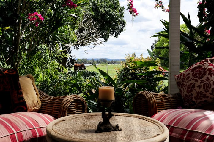 Loyola Riverview Country Cottage - Palmers Island - Aamiaismajoitus