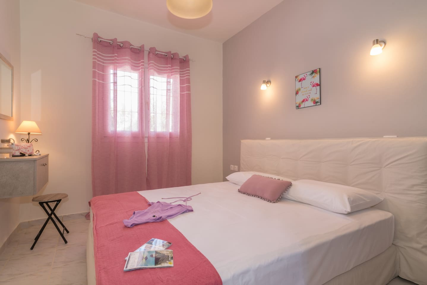 Asante Group Holiday  Homes - Andromeda Standard Double Room