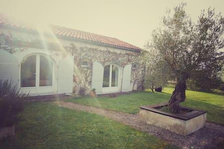 Deux chambres au calme dans la campagne rochelaise - Virson