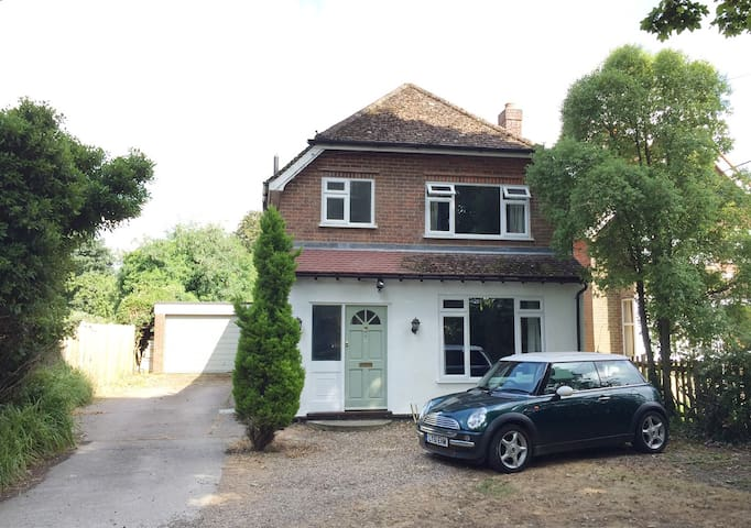 Big house in the country - Prestwood - Huis
