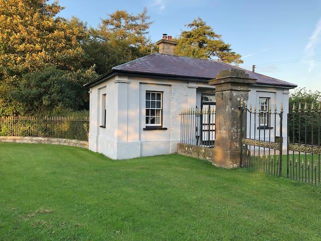 Cilwendeg Lodge, Pembrokeshire