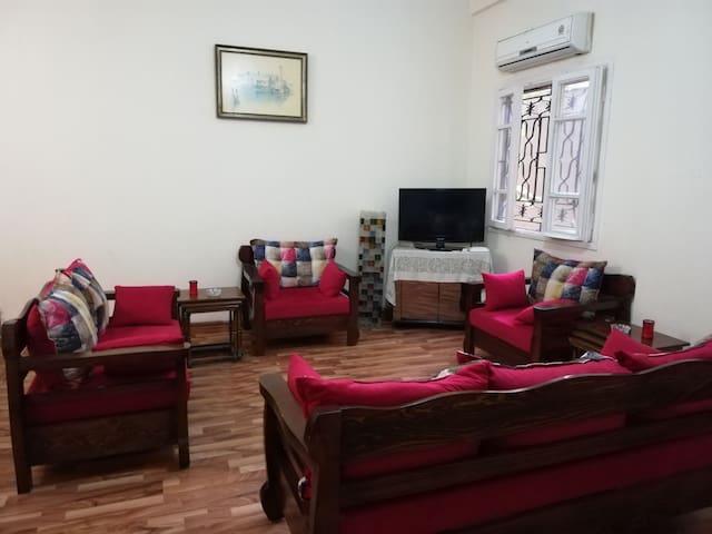 Apartment in Hamra, Heart of Beirut