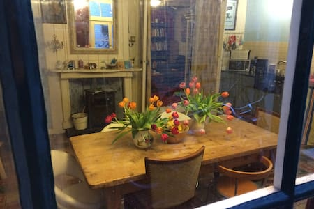 monument downtown house 'captains cabin' - Haarlem - Bed & Breakfast