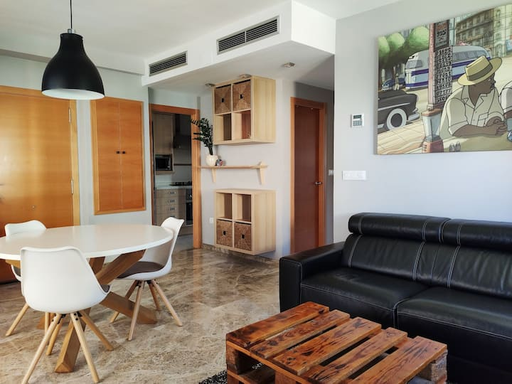 Bonito apartamento, muy cerca de Valencia!!