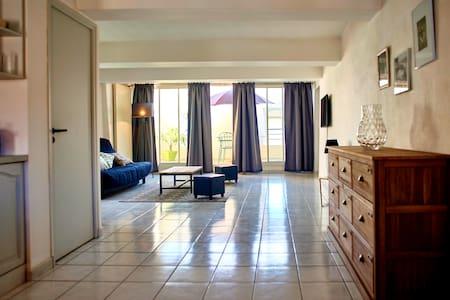 Appartement T2 Dans maison bourgeoise - Nissan-lez-Enserune - Квартира