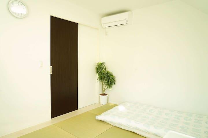 三层榻榻米卧室