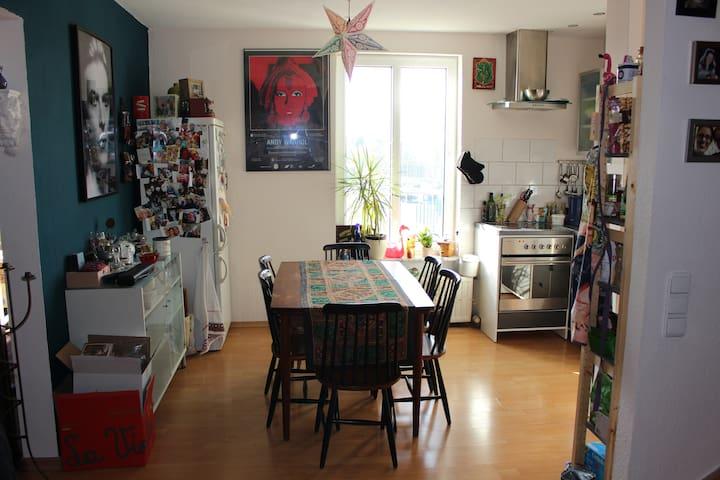 Schöne Maisonette-Wohnung mit großer Dachterrasse - Essen - Condominium